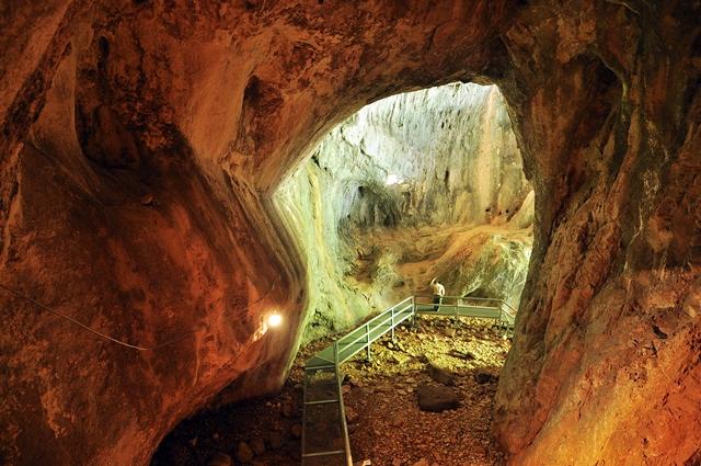 Peștera Poarta lui Ionele / Sursa foto: Florian-Rareș Tileagă