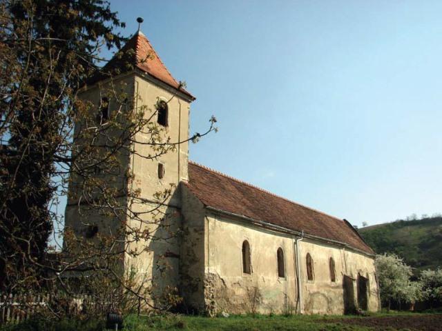 Biserica evaghelică din Pianu de Jos / Sursa foto: Florian-Rareș Tileagă