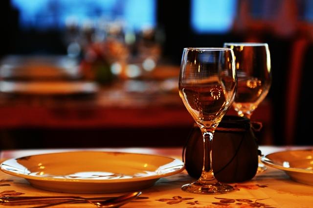 În restaurant, la Șureanu / Sursa foto: Florian-Rareș Tileagă