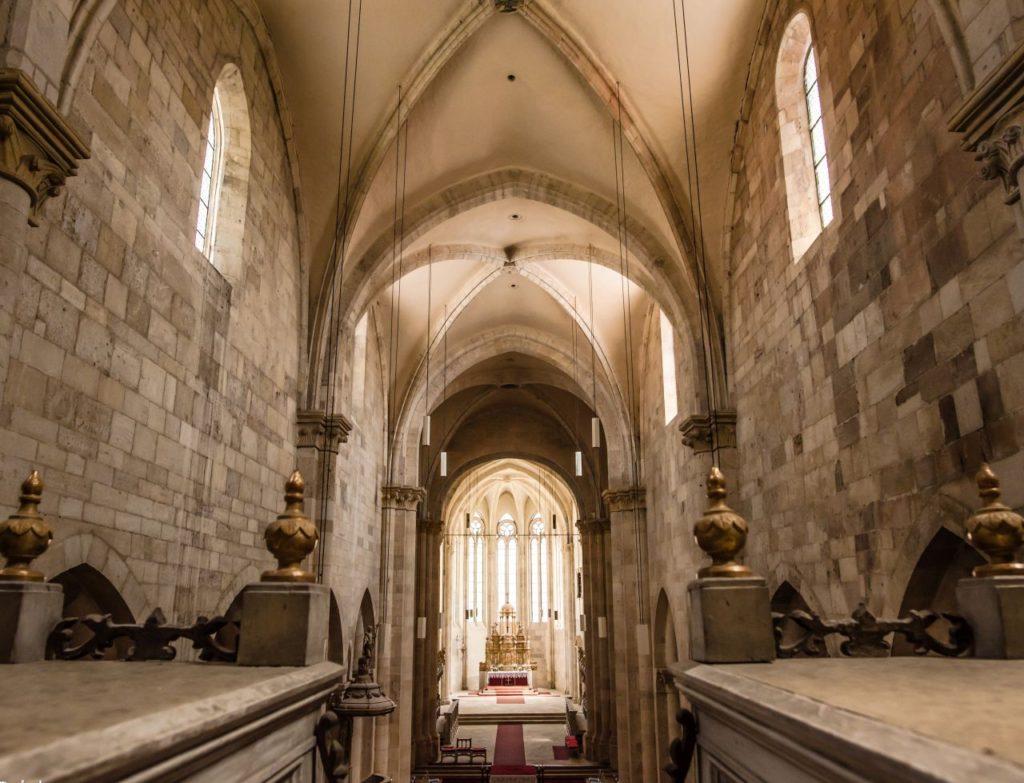 Catedrala Romano-Catolică/Foto: Florin Duţulescu