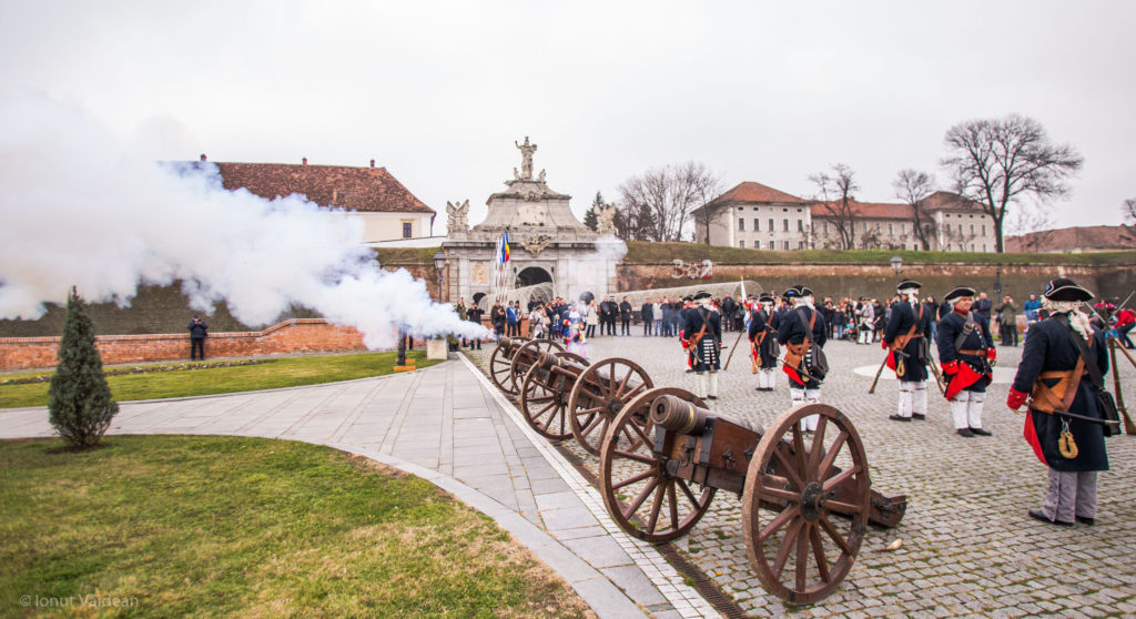 Garda Cetăţii/Foto: Ionuţ Văidean