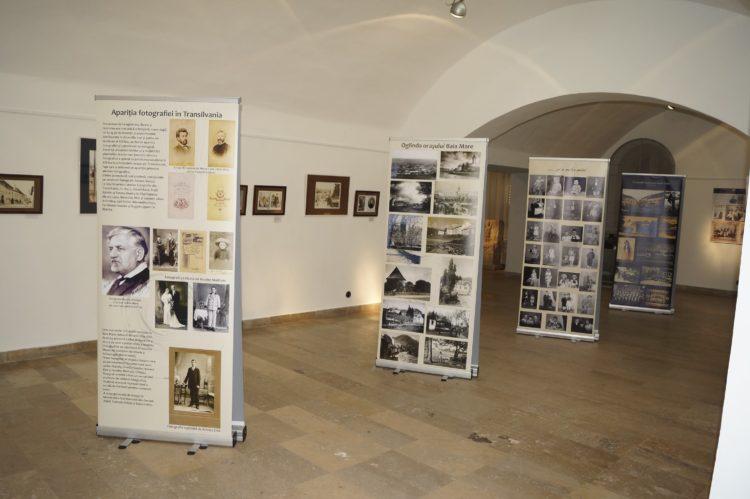 Expoziţia de la Muzeul Naţional al Unirii