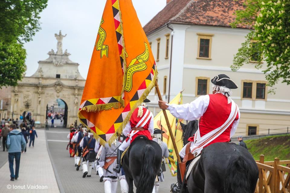 Garda Cetăţii Alba Iulia